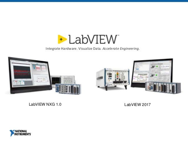 What's New in LabVIEW 2017