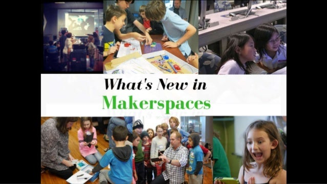 Agenda: • Learn how to create a library makerspace on little to no budget. • Discover the process/resources used to mainta...