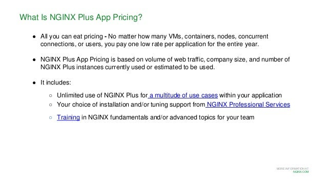 What 39 s new in nginx plus r9 for Consul dns load balancing