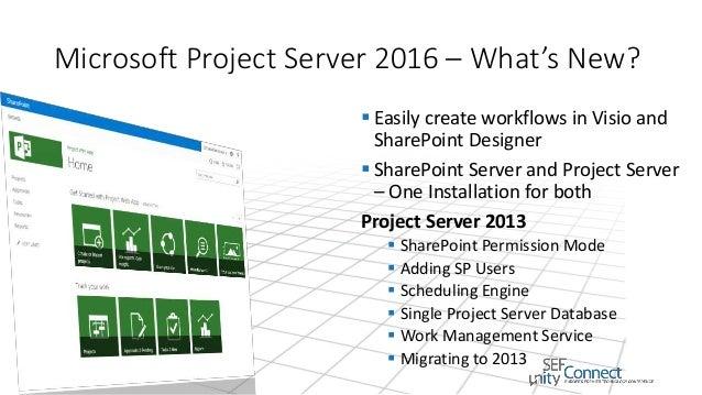 microsoft project server