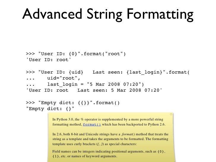 python 3 6 format string