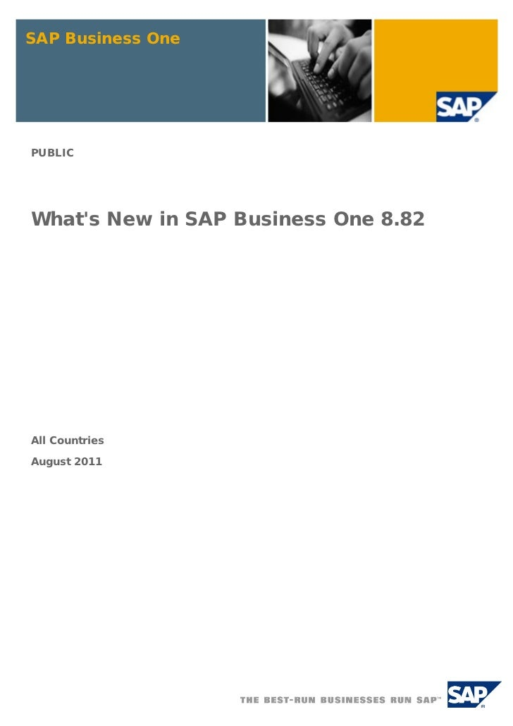 sap business one what s new in 8 82 rh slideshare net Guide Direction Guides for Suspending Replication SAP