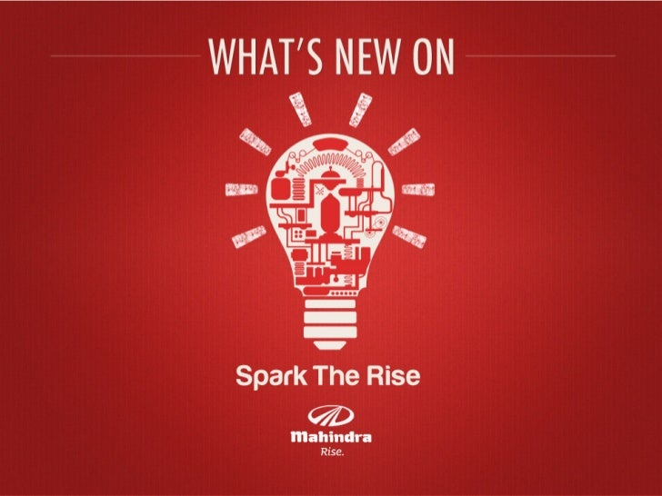 What's New on Spark the Rise