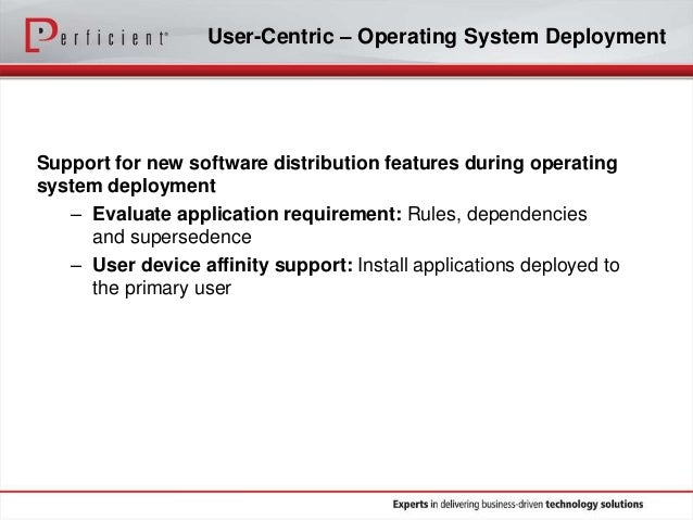 What's New in System Center 2012