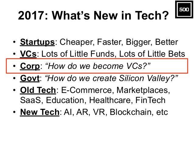 Startup & VC Tech Trends  Slide 16