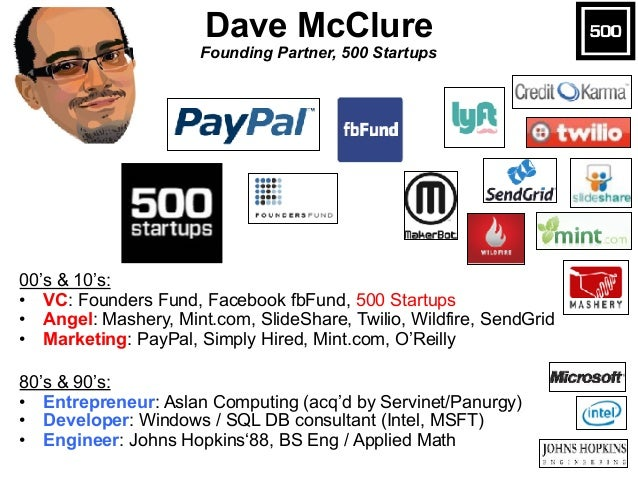 Startup & VC Tech Trends  Slide 2