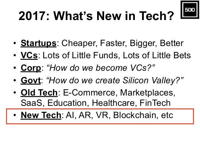 Startup & VC Tech Trends  Slide 29