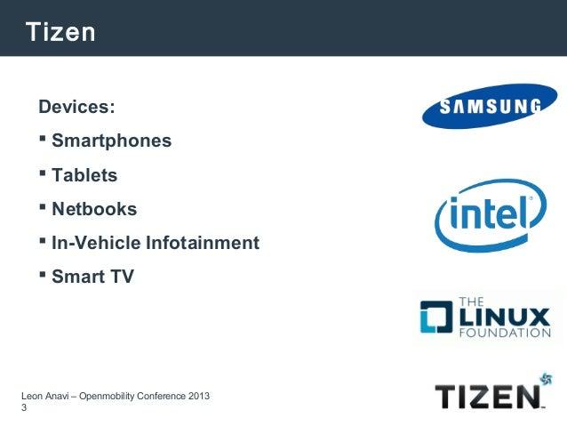 What's New in Tizen 2? Slide 3