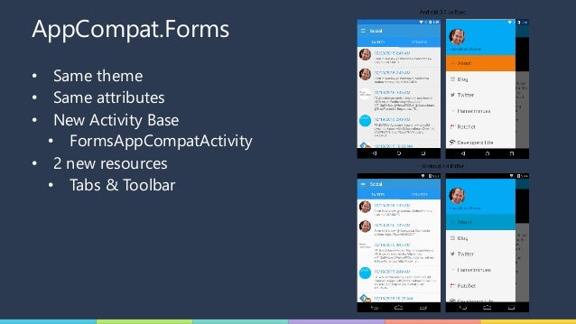 What's new in Xamarin Forms?