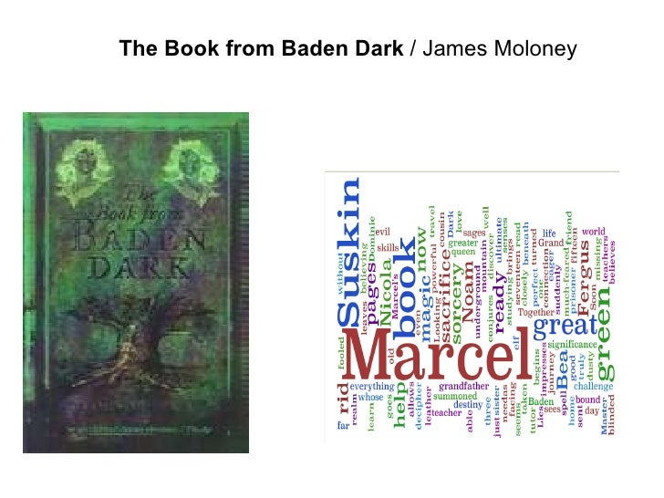 the book from baden dark moloney james