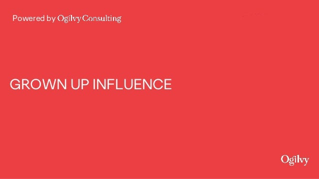 Powered by GROWN UP INFLUENCE