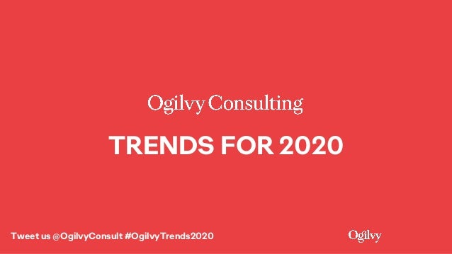 What's Next: Trends for 2020 Slide 1