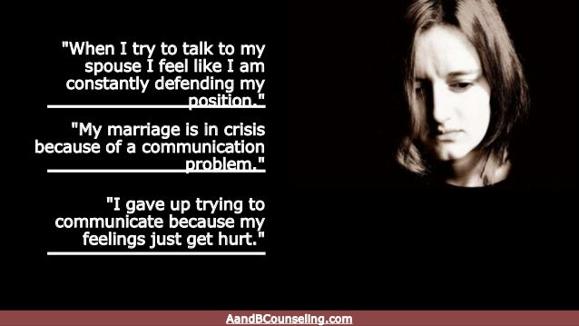 What Spirit is Behind Many Communication Breakdowns in Marriage? Slide 2