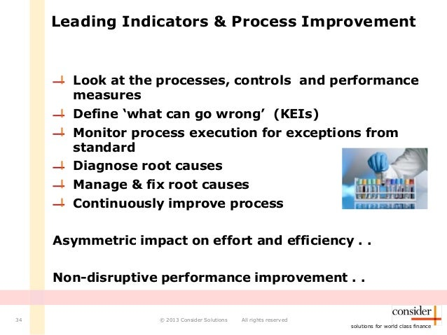 how to find the right improvement initiatives for lag measures