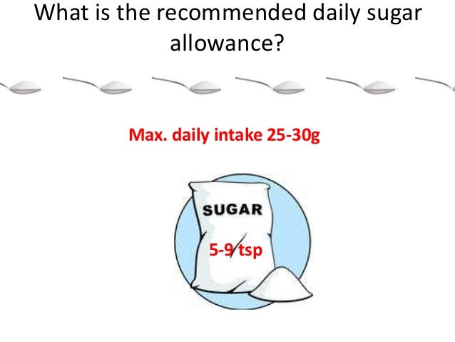 how to get reccomended daily intake