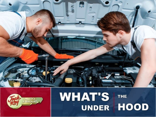 Whats Under The Hood