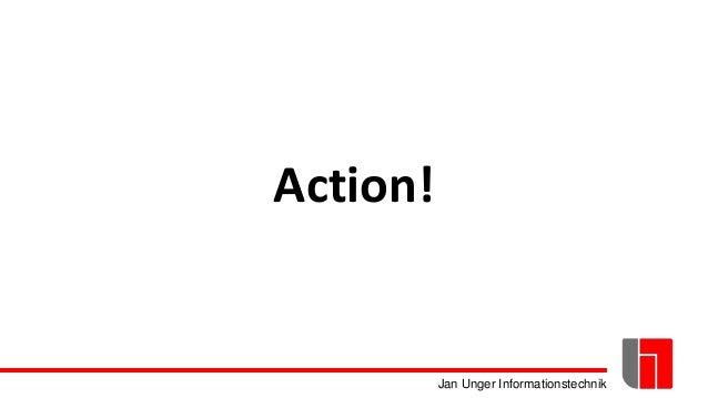 Jan Unger Informationstechnik Action!