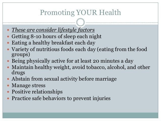 The importance of health, fitness, and wellness