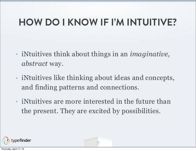 what s my personality type