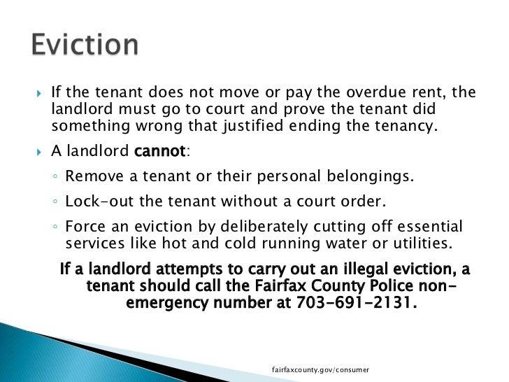 SlideShare  Eviction Letter To Tenant