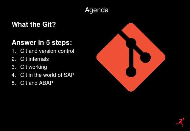 What the git?  - SAP Inside Track Munich 2016 Slide 2
