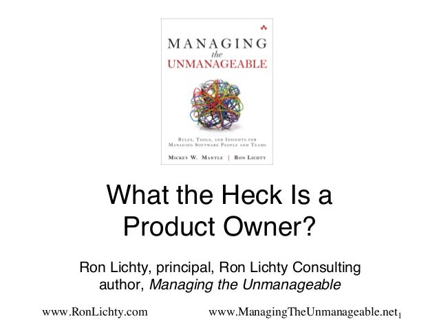 What the Heck Is a