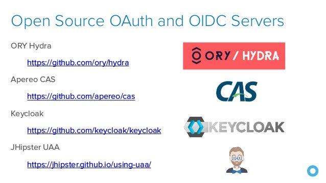 What the Heck is OAuth and OIDC - Salt Lake City Okta User