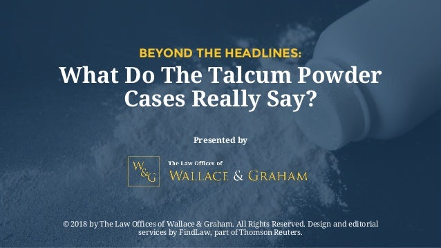 © 2018 by The Law Offices of Wallace & Graham. All Rights Reserved. Design and editorial services by FindLaw, part of Thom...