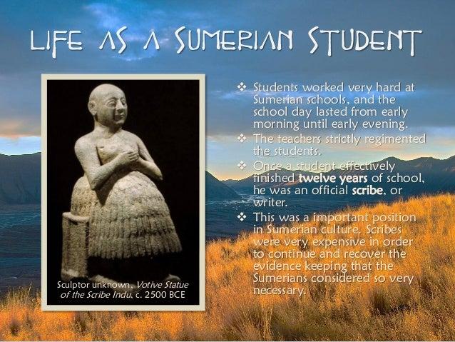 Image Gallery sumerian schools