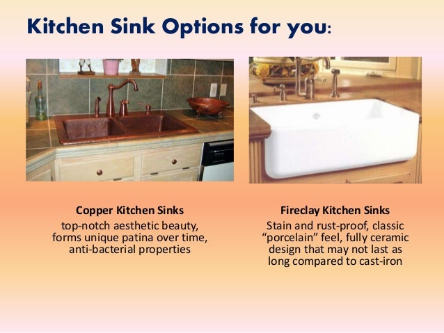 Tips for kitchen sink selection fireclay 4 copper kitchen sinks workwithnaturefo
