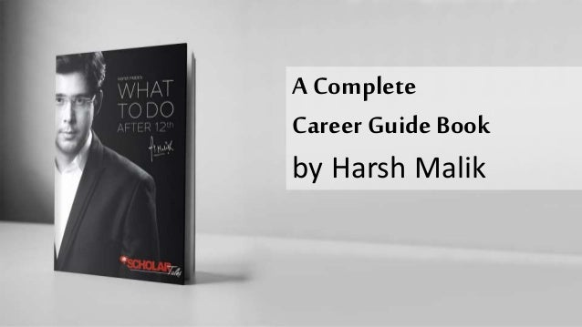 A Complete Career GuideBook by Harsh Malik