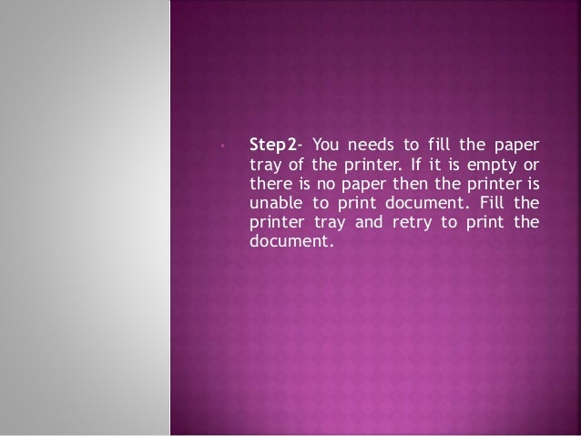 What to do if your canon printer won't print?