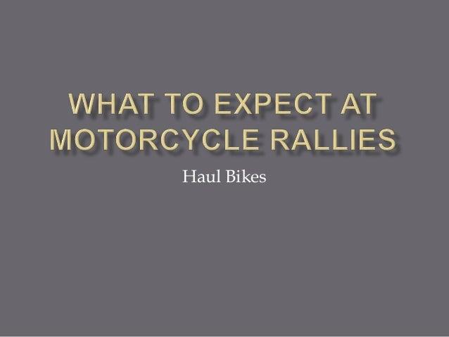 Haul Bikes
