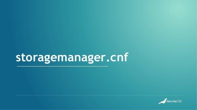 storagemanager.cnf