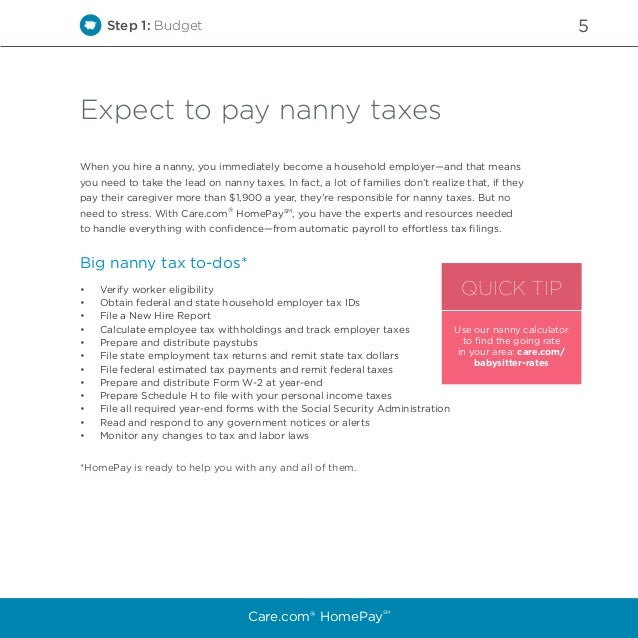 What To Expect When YouRe Expecting A Nanny Via CareCom