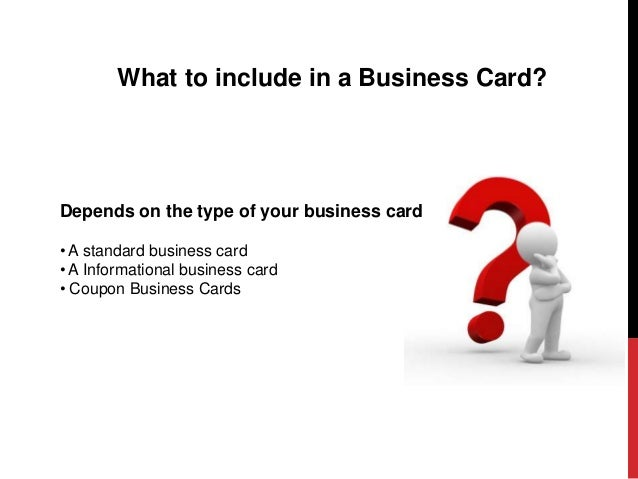 What to include in your business card what to include in a business card colourmoves