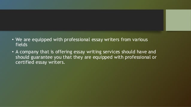 what to look for if planning to hire an essay writer 6 bull we are equipped professional essay writers