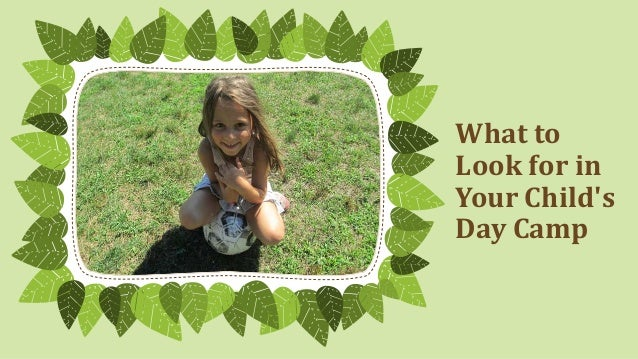 What to Look for in Your Child's Day Camp