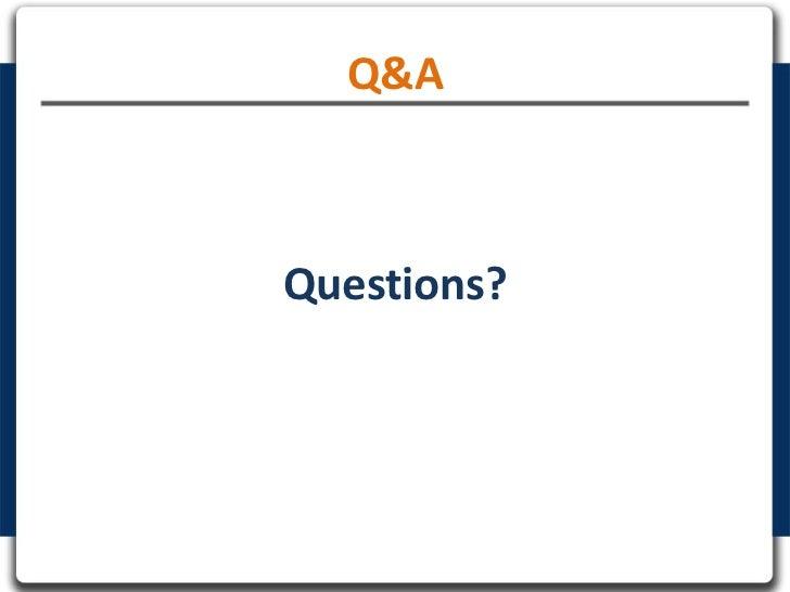 Q&AQuestions?