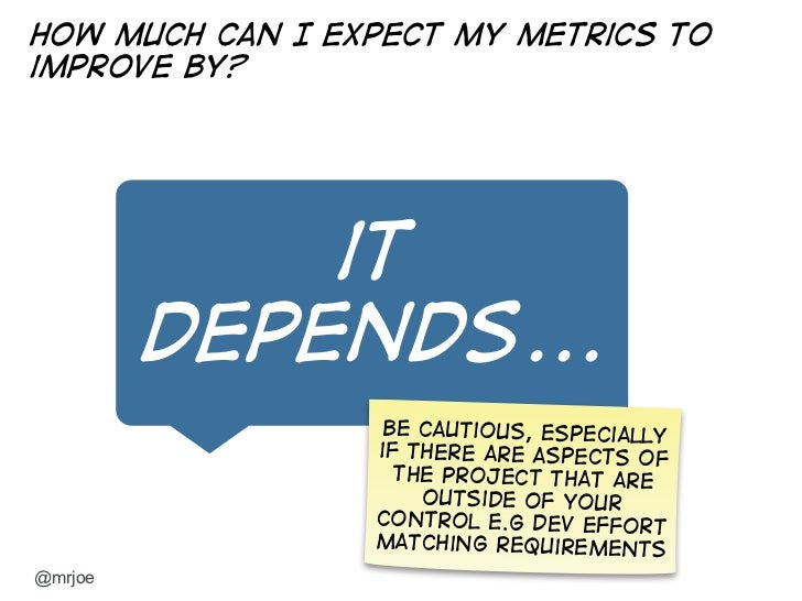 UX & ROI: What to measure and what to expect Slide 16