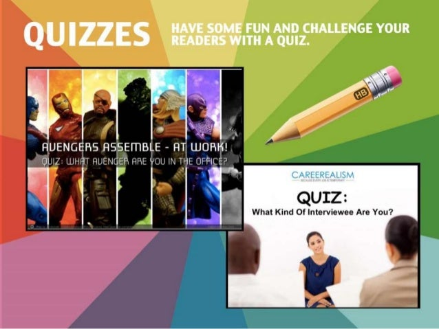 HAVE SOME FUN AND CHALLENGE YOUR READERS WITH A QUIZ.       RUENC ins HSSEITIBl. E - R ILUOFIIfi!  ' Quiz:  UJHFIT RUENGEPI...