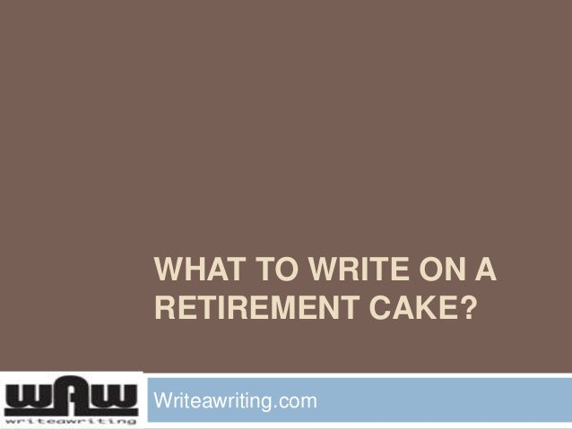 how to write on a cake at home