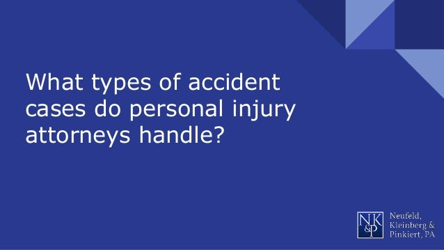 The Best Strategy To Use For Personal Injury Law