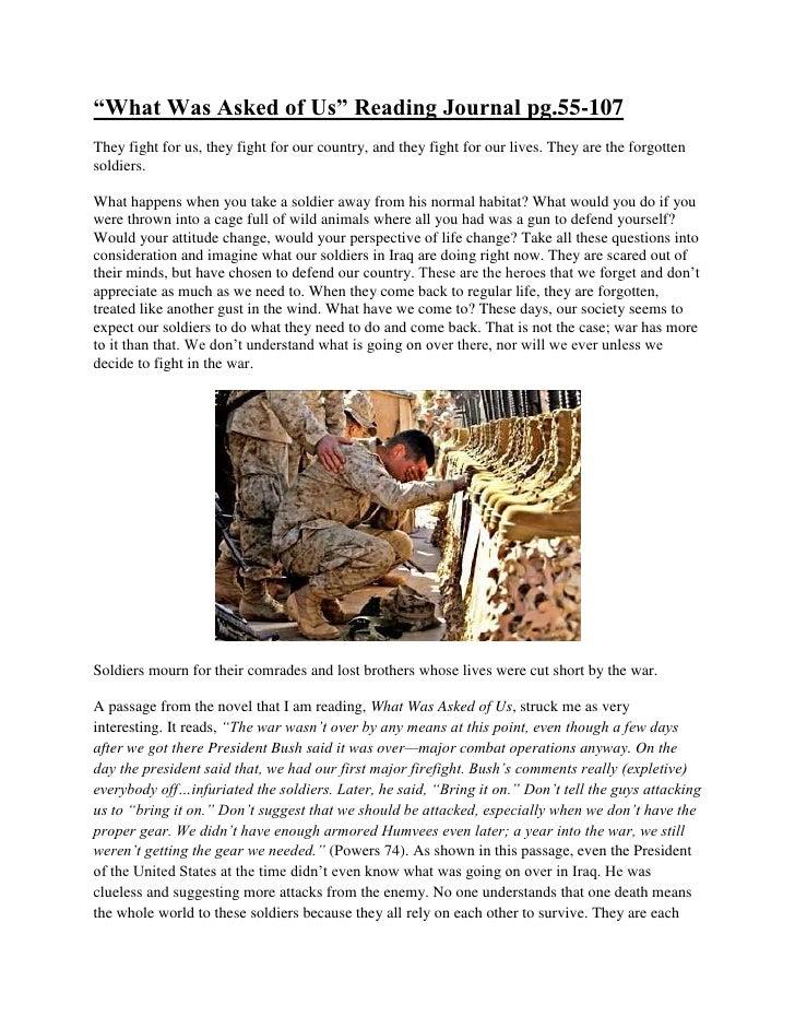"HYPERLINK "" http://nicoletorralba.wordpress.com/2010/03/24/what-was-asked-of-us-reading-journal-pg-55-107/""  o "" Permanen..."