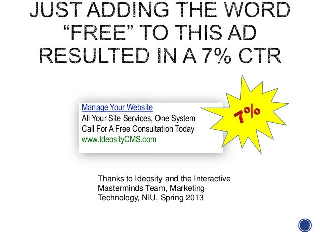 Why it was successfulManage Your WebsiteAll Your Site Services, One SystemCall For A Free Consultation Todaywww.IdeosityCM...