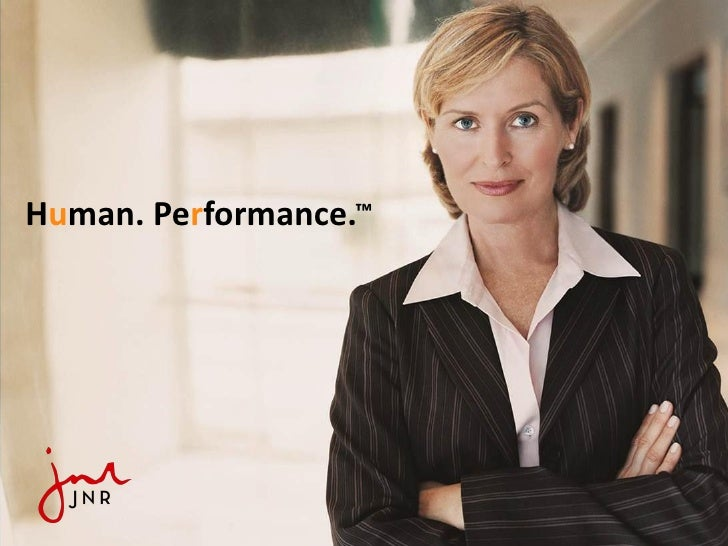 Human. Performance.™