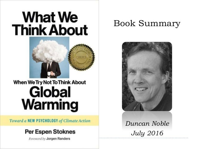 Book Summary Duncan Noble July 2016