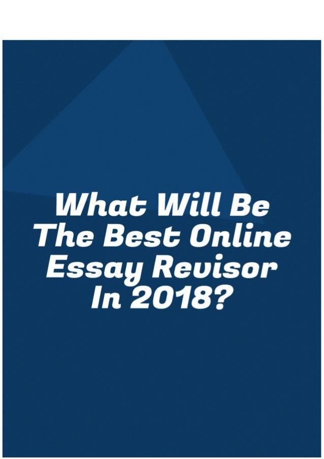 online revisor