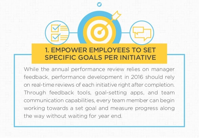 What Will The Performance Review Look Like In 2016?