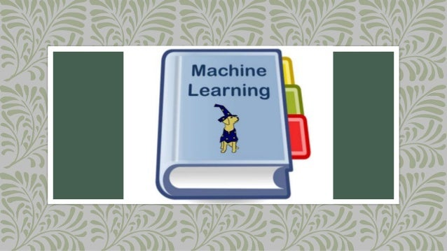 MACHINE LEARNING CAN HELP US OPTIMIZE AUTOMATIC TRADING STRATEGIES..